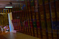Books in the library of The Kings School, Goa.jpg