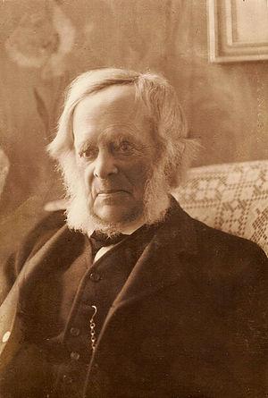 Johan Jakob Borelius - Portrait of Johan Jakob Borelius