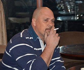 Boris Dežulović - Image: Boris Dezulovic