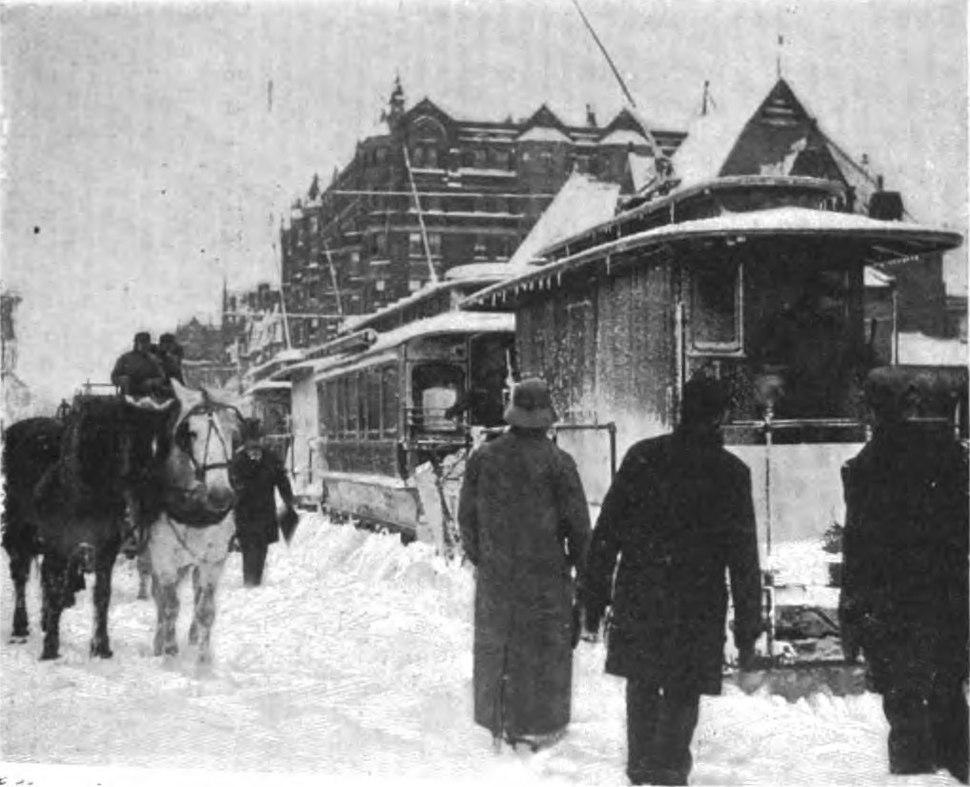 Boston-MA-blizzard-snow-train-November-27-1898-photo