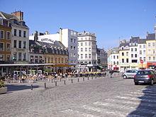 Centre ville de boulogne sur mer wikip dia - Ville de berck sur mer office du tourisme ...