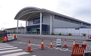 airport in the United Kingdom