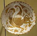 Bowl, lustre-ware, Tell Minis style, Syria, about AD 1075-1100 - Royal Ontario Museum - DSC04806.JPG