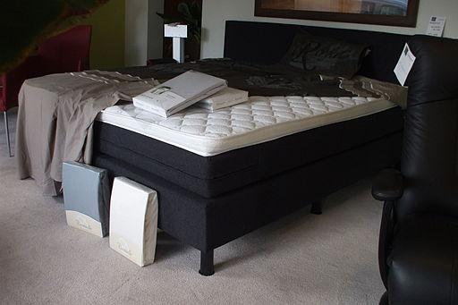 boxspringbett wie im hotel. Black Bedroom Furniture Sets. Home Design Ideas