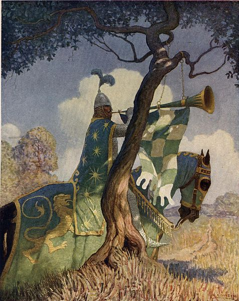 File:Boys King Arthur - N. C. Wyeth - p82.jpg