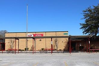 Starke, Florida - Image: Bradford Middle School, Starke