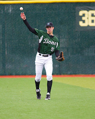 Bradley Zimmer - Zimmer with the San Francisco Dons