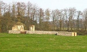 Grade II* listed buildings in Northumberland - Image: Brainshaugh Priory geograph.org.uk 397083