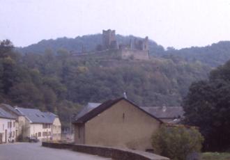 Brandenbourg - Village and Brandenbourg Castle