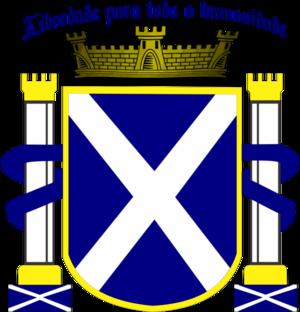 Montadas - Image: Brasão de Armas da Cidade de Montadas