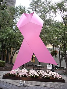 Breast cancer awareness - Wikipedia