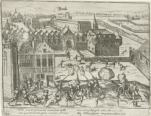 Breda 1581