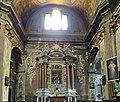 Breil-sur-Roya - Église Santa-Maria-in-Albis - Intérieur -6.JPG