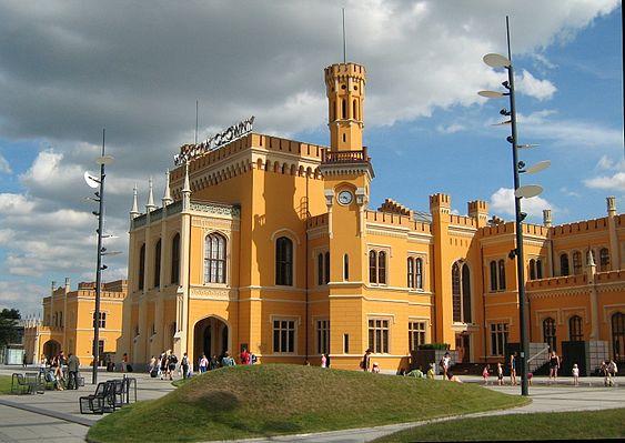 Wrocław Główny railway station