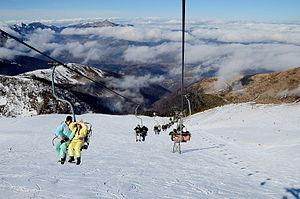 Brezovica Ski Resort