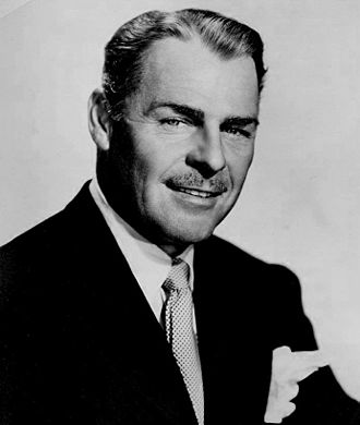 Brian Donlevy - Brian Donlevy, 1955.