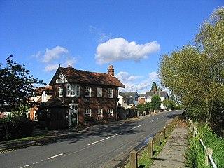 Stondon Massey Human settlement in England