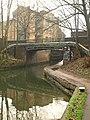 Bridge, Hertford Union Canal - geograph.org.uk - 2228110.jpg