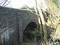 Bridge over the Saredon Brook - geograph.org.uk - 311426.jpg