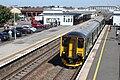 Bridgwater - GWR 150265 down service.JPG