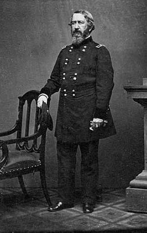 Andrew Porter (Civil War general) - Image: Brigadier General Andrew Porter