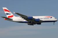 G-XLEC - A388 - British Airways