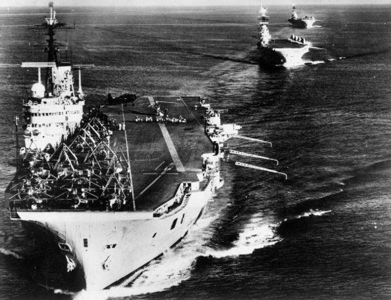 filebritish carriers during suez crisis 1956jpg