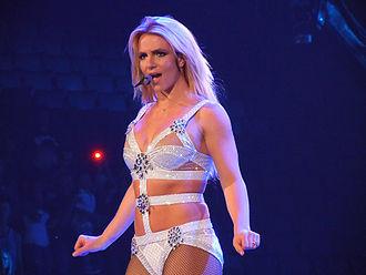 MTV Video Music Award for Best Pop Video - Image: Britney Spears Femme Fatale Tour (Toronto)