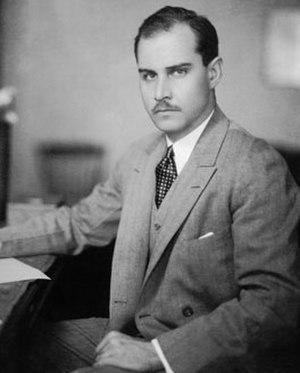 Briton Hadden - Briton Hadden in 1928.