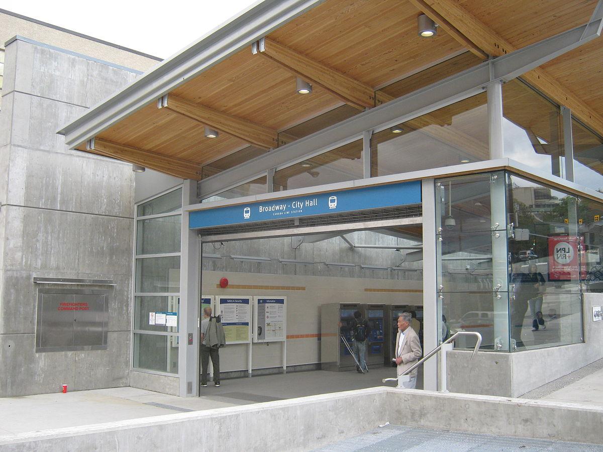 Broadway City Hall Station Wikipedia