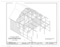 Broadway Livery, Feed Barn, West of North Broadway Street, Montour, Gem County, ID HABS ID,23-MONT,3B- (sheet 3 of 3).png
