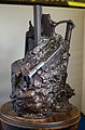 Bronze gun sculpture - I can't shoot them anymore 5.jpg