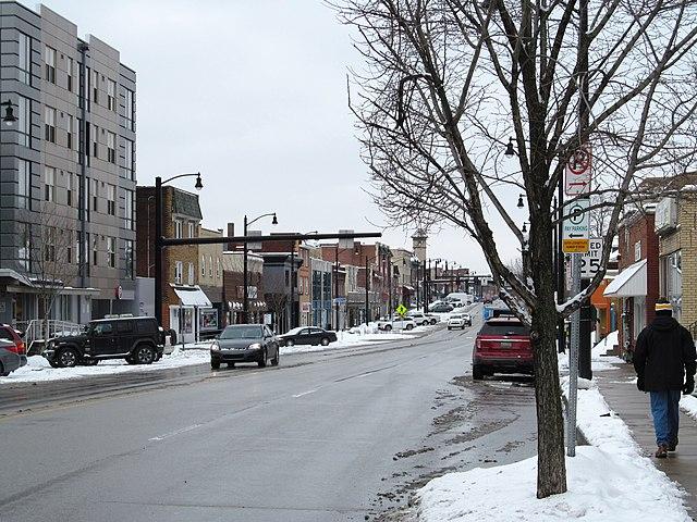 Brookline Boulevard