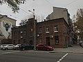 Brown building block; Dnipro, Ukraine; 11.11.19.jpg