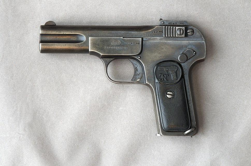 Browning 1900 .32 330049 L DSC 3314