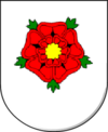 Coat of arms of Broye District