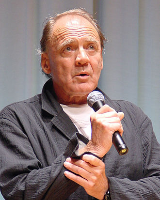 Bruno Ganz - Ganz at the Tokyo German Film Festival in 2005