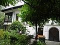 Bucuresti, Romania, Muzeul Theodor Pallady, (Casa Melik), Str. Spatarului nr. 22 (detaliu 2); B-II-m-A-19723.JPG