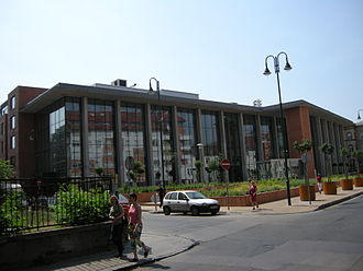 Semmelweis University - Semmelweis University Basic Medical Science Centre