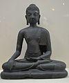 Buddha - Bronze - Circa 7th-12th Century AD - Jhewari - Chittagong - Bronze Gallery - Indian Museum - Kolkata 2012-12-21 2428.JPG