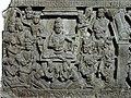 Buddha Preaching in Tushita Heaven. Amaravati, Satavahana period, 2d century AD. Indian Museum, Calcutta.jpg