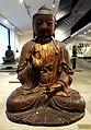 Buddha in Lalita pose, Japan, Kamakura period - Museo d'Arte Orientale Edoardo Chiossone - DSC02400.JPG