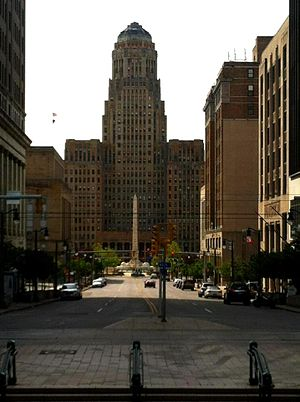 Buffalo Common Council - Image: Buffalo City Hall