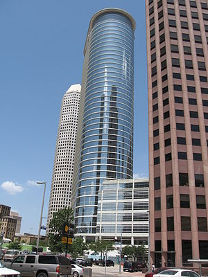 1500 Louisiana Street building, built for Enro...