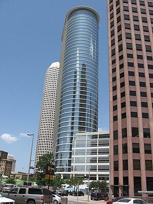 1500 Louisiana Street building, built for Enro...