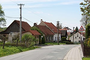 Bukov (Žďár nad Sázavou District) - Image: Bukov 988