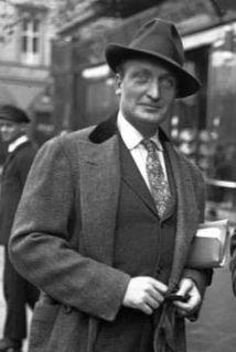 Hans Albers German actor