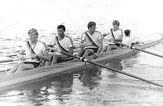 Bernd Eichwurzel - From left to right: Karsten Schmeling, Bernd Niesecke, Eichwurzel, Frank Klawonn and Hendrik Reiher who became 1988 GDR-champions