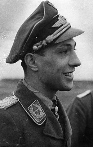 Erich Rudorffer - Erich Rudorffer in 1944