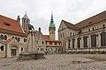 Burg Dankwarderode am Burgplatz in Braunschweig IMG 2752.jpg